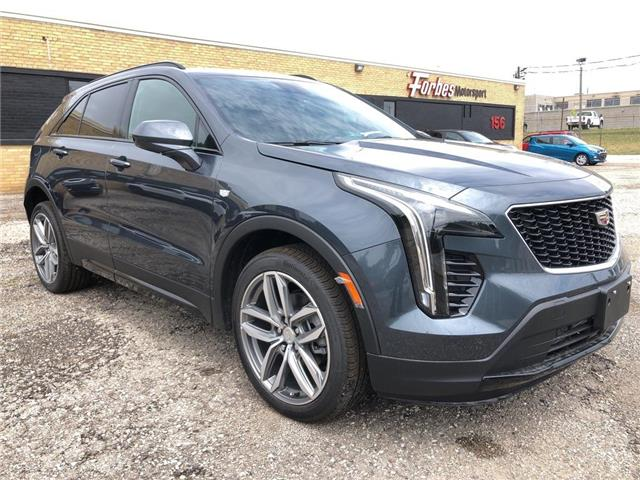2020 Cadillac XT4 Sport (Stk: 209212) in Waterloo - Image 1 of 20
