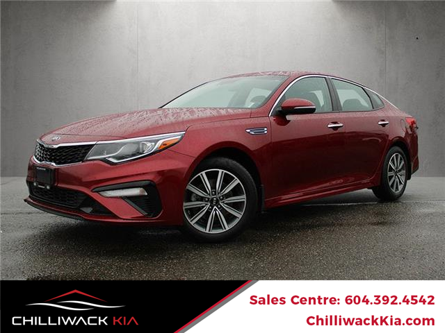 2019 Kia Optima LX+ (Stk: K16-1051A) in Chilliwack - Image 1 of 16