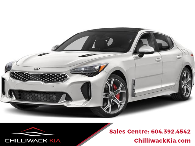 2021 Kia Stinger GT Limited w/Black Interior (Stk: K10-6322) in Chilliwack - Image 1 of 1