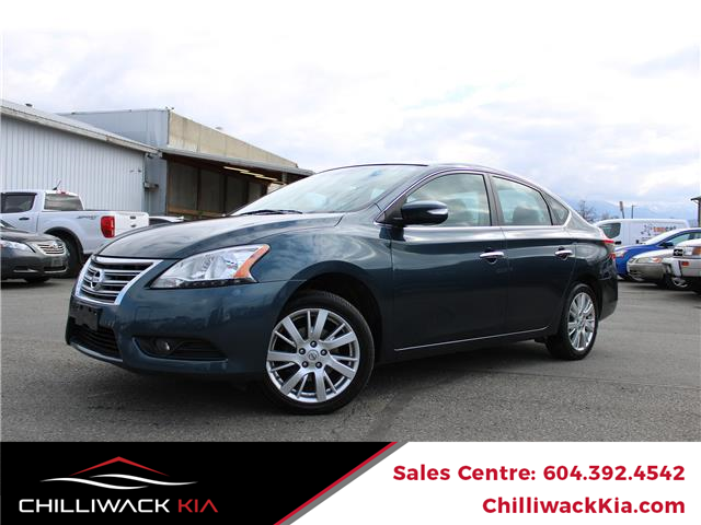 2014 Nissan Sentra 1.8 S (Stk: K19-6449A) in Chilliwack - Image 1 of 14