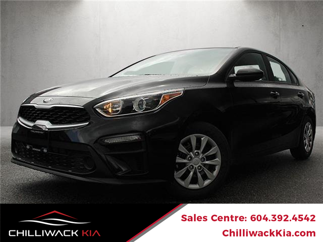 2021 Kia Forte LX (Stk: K12-5217) in Chilliwack - Image 1 of 10