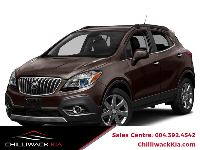 2014 Buick Encore Convenience (Stk: K21-0039P) in Chilliwack - Image 1 of 10