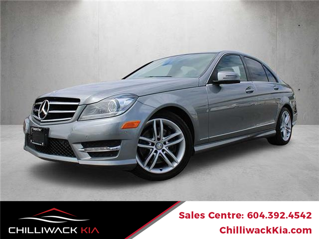 2014 Mercedes-Benz C-Class Base (Stk: K21-0051P) in Chilliwack - Image 1 of 12