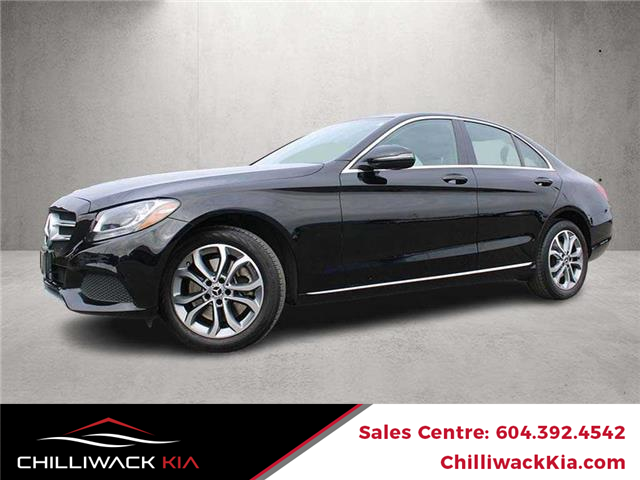 2017 Mercedes-Benz C-Class Base (Stk: K21-0075P) in Chilliwack - Image 1 of 14
