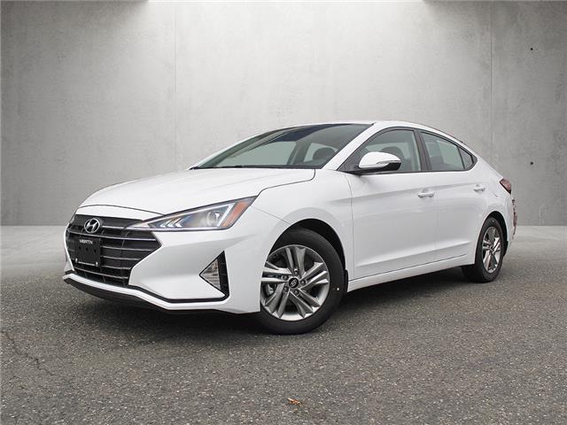 2020 Hyundai Elantra Preferred (Stk: HA2-6374) in Chilliwack - Image 1 of 10
