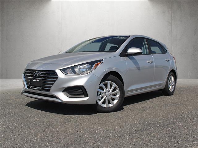 2020 Hyundai Accent Preferred (Stk: HA1-9581) in Chilliwack - Image 1 of 10