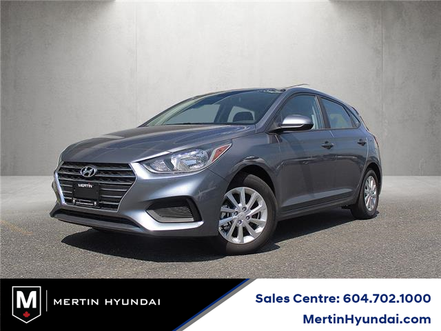 2020 Hyundai Accent Preferred (Stk: HA1-1761) in Chilliwack - Image 1 of 10