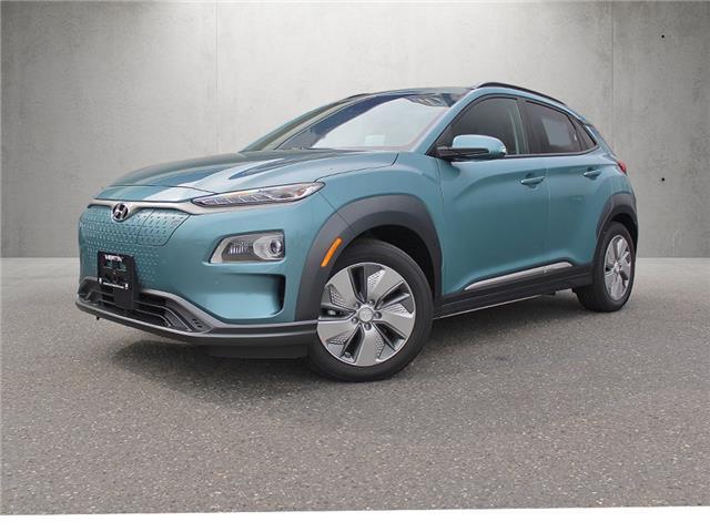 2021 Hyundai Kona EV Ultimate (Stk: HB3-0563) in Chilliwack - Image 1 of 10