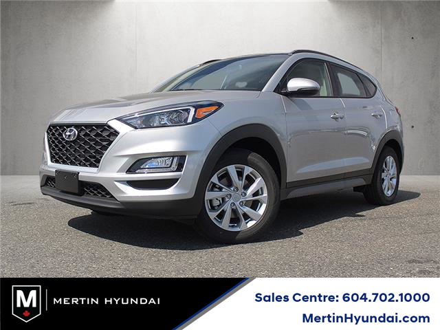 2021 Hyundai Tucson Preferred (Stk: HB6-5762) in Chilliwack - Image 1 of 10