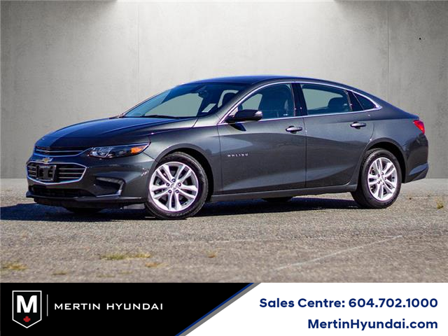 2018 Chevrolet Malibu LT (Stk: H20-0064A) in Chilliwack - Image 1 of 18