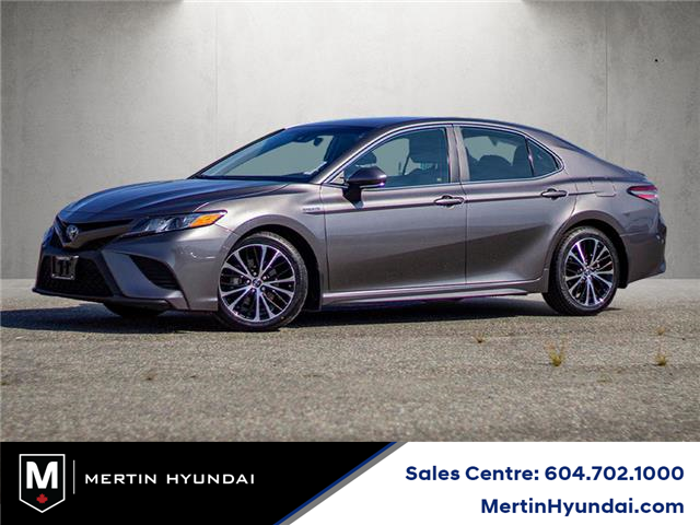 2018 Toyota Camry Hybrid  (Stk: HB3-2888A) in Chilliwack - Image 1 of 19