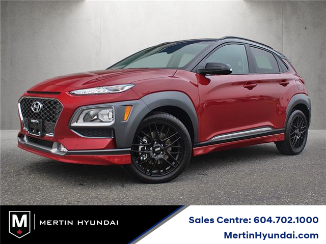 2021 Hyundai Kona 1.6T Urban Edition (Stk: HB3-5209) in Chilliwack - Image 1 of 10