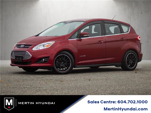 2017 Ford C-Max Hybrid Titanium (Stk: HB3-4856A) in Chilliwack - Image 1 of 17