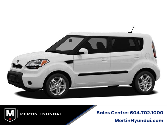 2011 Kia Soul + (Stk: HB3-9377A) in Chilliwack - Image 1 of 1