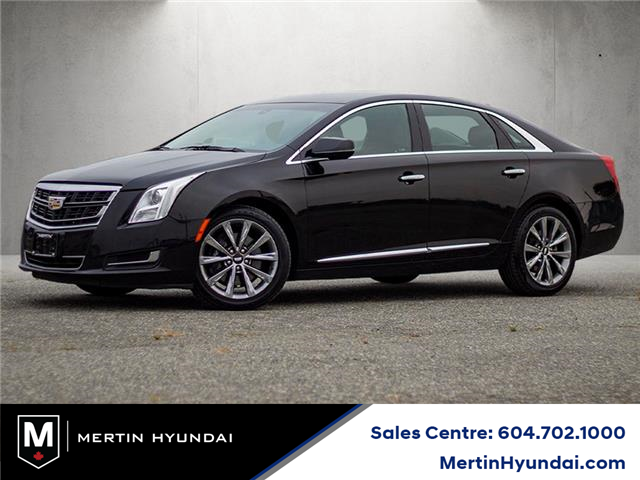 2017 Cadillac XTS Base (Stk: HA9-8853A) in Chilliwack - Image 1 of 17
