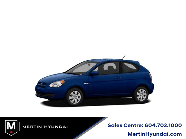 2011 Hyundai Accent GL (Stk: HA1-1761A) in Chilliwack - Image 1 of 1