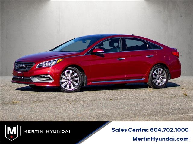2015 Hyundai Sonata  (Stk: HB6-3292A) in Chilliwack - Image 1 of 19