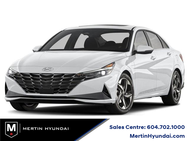 2021 Hyundai Elantra Preferred (Stk: HB2-0381) in Chilliwack - Image 1 of 1