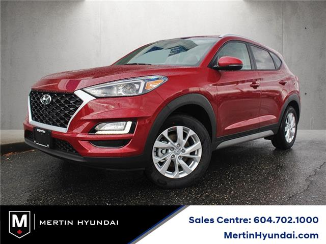 2021 Hyundai Tucson Preferred (Stk: HB6-0071) in Chilliwack - Image 1 of 10