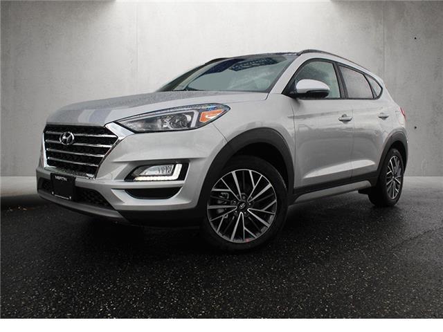 2021 Hyundai Tucson Luxury (Stk: HB6-7093) in Chilliwack - Image 1 of 10