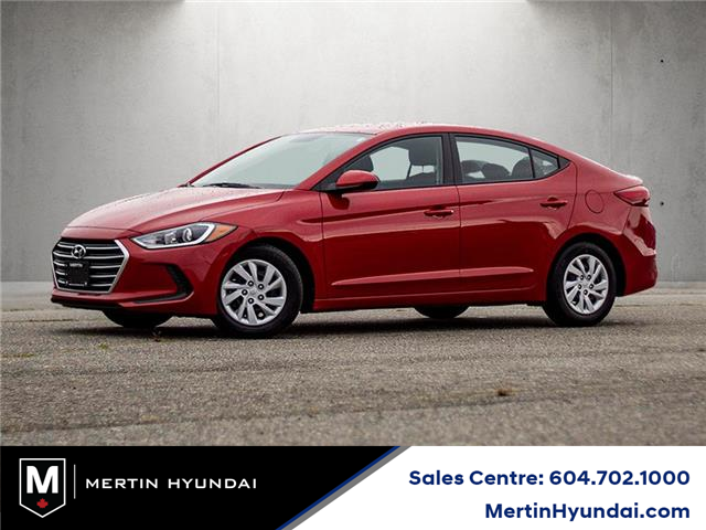 2018 Hyundai Elantra SE (Stk: HA2-9661A) in Chilliwack - Image 1 of 17