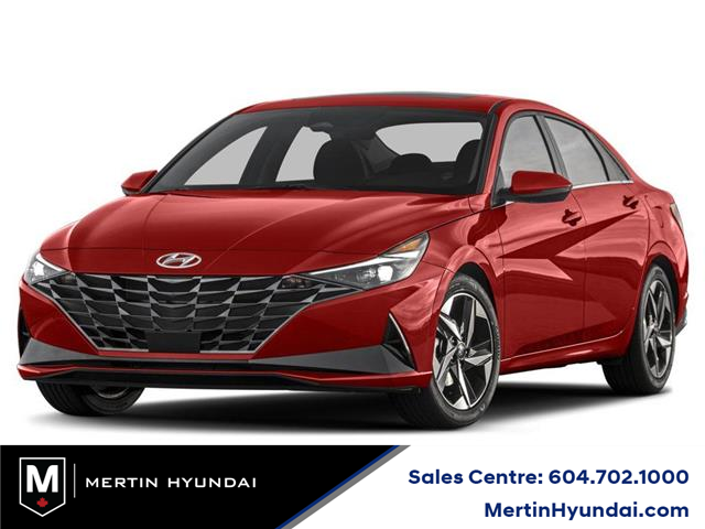 2021 Hyundai Elantra Preferred (Stk: HB2-4451) in Chilliwack - Image 1 of 1