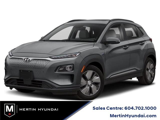 2021 Hyundai Kona EV Preferred (Stk: HB3-8677) in Chilliwack - Image 1 of 1