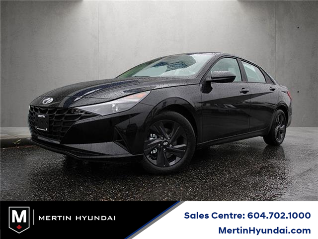 2021 Hyundai Elantra Preferred (Stk: HB2-4200) in Chilliwack - Image 1 of 10
