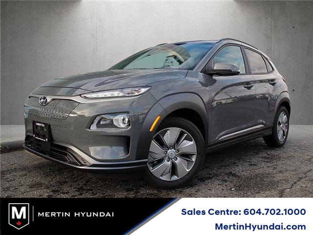 2021 Hyundai Kona EV Preferred (Stk: HB3-3513) in Chilliwack - Image 1 of 10