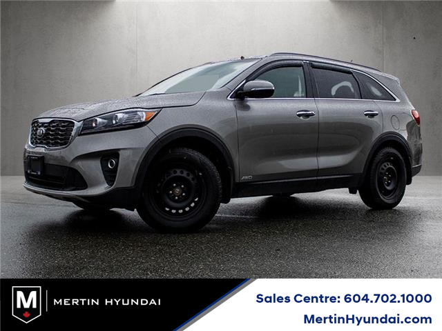 2019 Kia Sorento 2.4L EX (Stk: HB8-6293A) in Chilliwack - Image 1 of 17