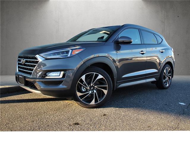 2021 Hyundai Tucson Ultimate (Stk: HB9-3947) in Chilliwack - Image 1 of 10