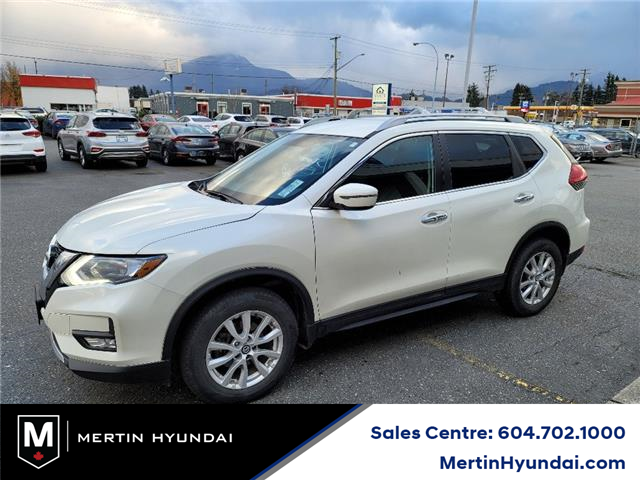 2017 Nissan Rogue  (Stk: HB3-3914A) in Chilliwack - Image 1 of 11