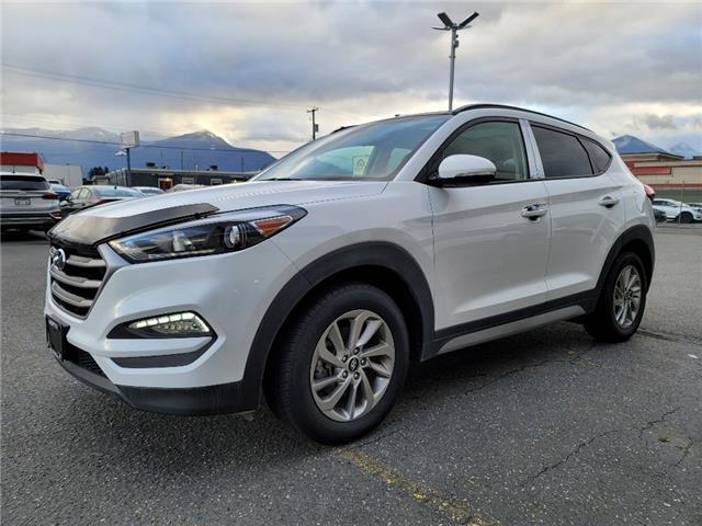 2017 Hyundai Tucson Base (Stk: HA7-8449A) in Chilliwack - Image 1 of 12