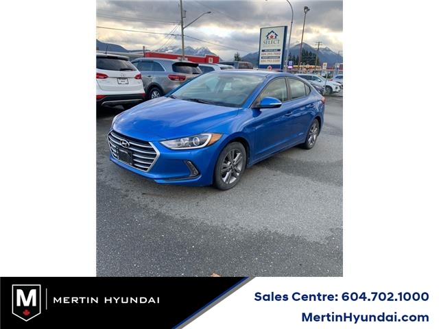 2018 Hyundai Elantra GL (Stk: HA9-5421A) in Chilliwack - Image 1 of 4