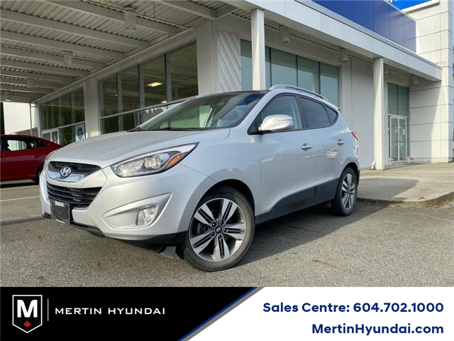 2014 Hyundai Tucson Limited (Stk: HB6-9204A) in Chilliwack - Image 1 of 8