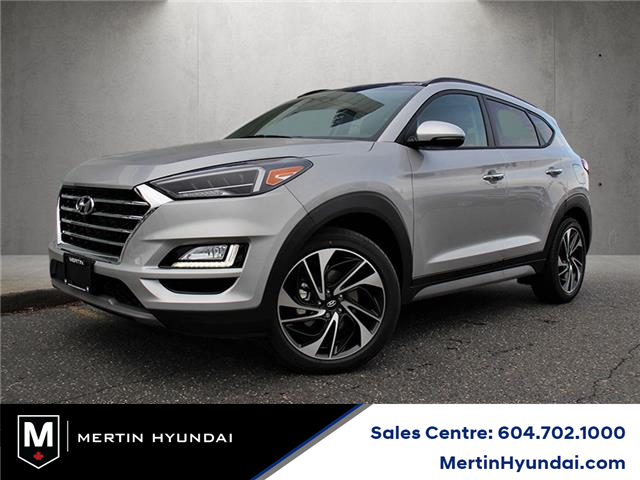 2021 Hyundai Tucson Ultimate (Stk: HB6-4348) in Chilliwack - Image 1 of 10