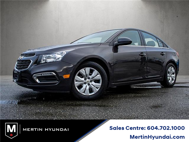 2015 Chevrolet Cruze 1LT (Stk: HA9-2472A) in Chilliwack - Image 1 of 16