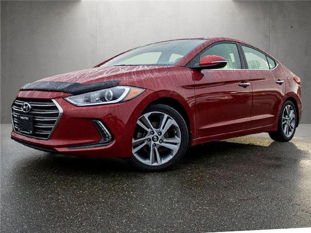 2017 Hyundai Elantra Limited (Stk: HB3-2982A) in Chilliwack - Image 1 of 19