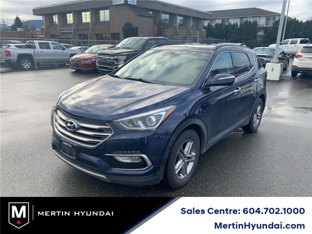 2018 Hyundai Santa Fe Sport 2.4 Base (Stk: HA7-6447A) in Chilliwack - Image 1 of 4