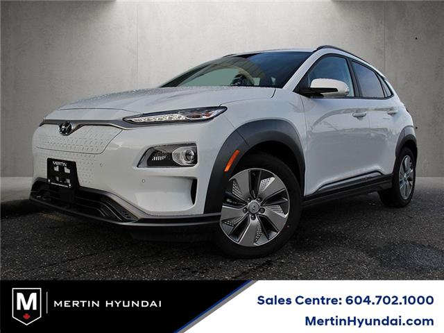 2021 Hyundai Kona EV Preferred (Stk: HB3-0860) in Chilliwack - Image 1 of 10