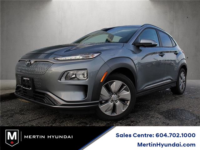 2021 Hyundai Kona EV ESSENTIAL (Stk: HB3-2183) in Chilliwack - Image 1 of 10