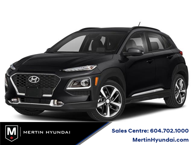 2021 Hyundai Kona Ultimate (Stk: HB3-5506) in Chilliwack - Image 1 of 1