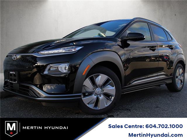 2021 Hyundai Kona EV Preferred (Stk: HB3-59000) in Chilliwack - Image 1 of 10