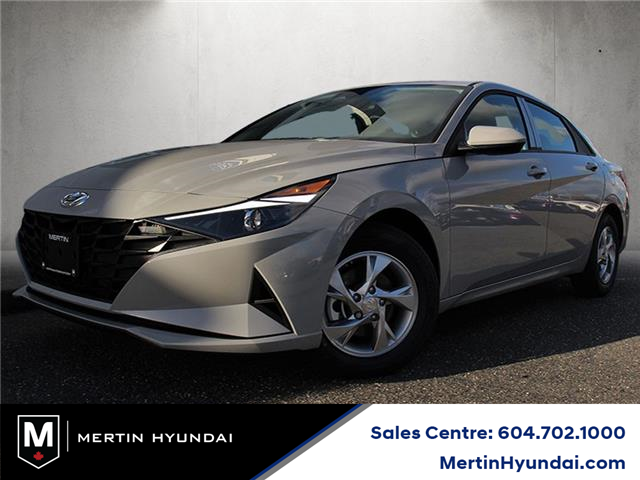 2021 Hyundai Elantra Preferred (Stk: HB2-9634) in Chilliwack - Image 1 of 10