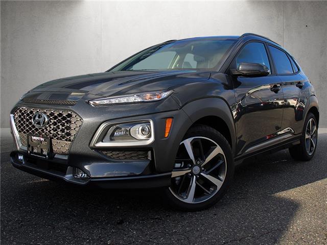 2021 Hyundai Kona Ultimate (Stk: HB3-6137) in Chilliwack - Image 1 of 10