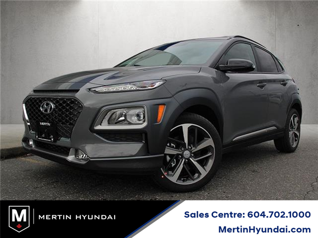 2021 Hyundai Kona 1.6T Urban Edition (Stk: HB3-8416) in Chilliwack - Image 1 of 10