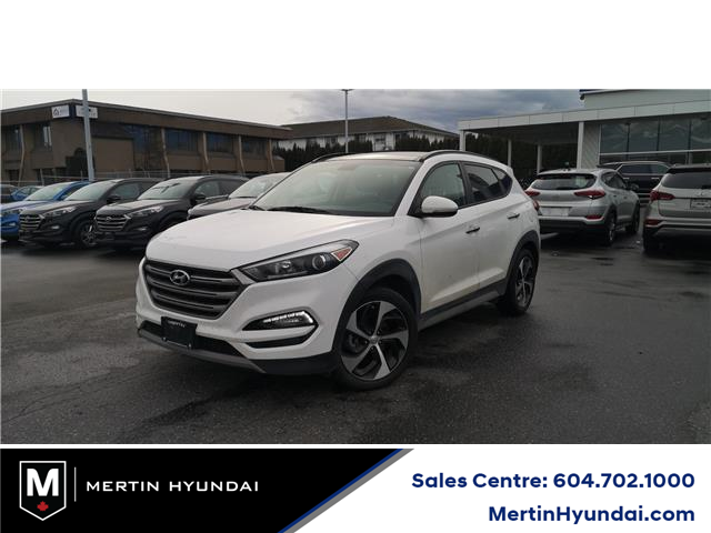 2017 Hyundai Tucson SE (Stk: HA7-7991A) in Chilliwack - Image 1 of 5