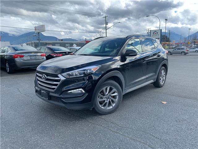 2017 Hyundai Tucson  (Stk: HB7-3233A) in Chilliwack - Image 1 of 5