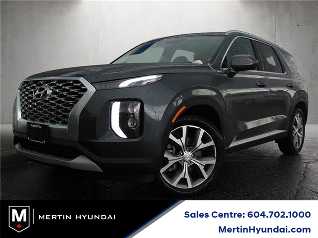 2021 Hyundai Palisade Preferred (Stk: HB8-2989) in Chilliwack - Image 1 of 10