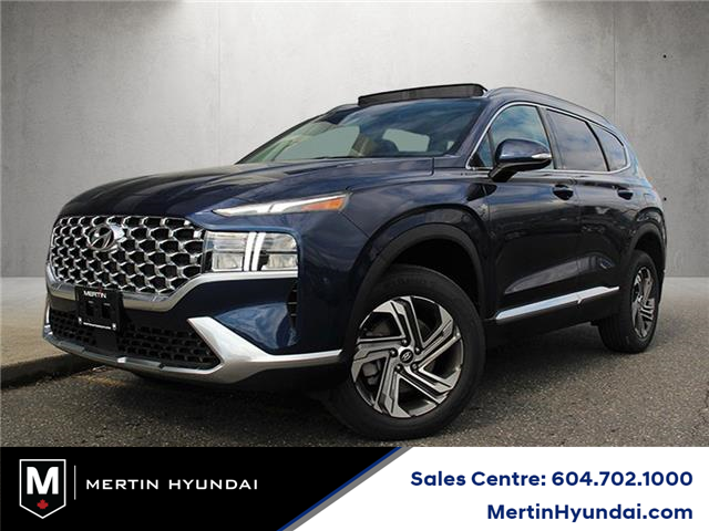 2021 Hyundai Santa Fe Preferred (Stk: HB7-7919) in Chilliwack - Image 1 of 10